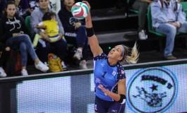 Volley A1 / Il Bisonte conquista un grande punto con le campionesse d'Italia
