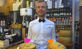 Il ' fornaio buono' regala una torta di compleanno a 1200 fiorentini