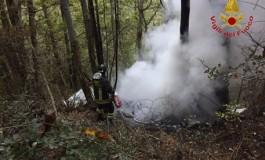 Precipita ultraleggero sul Pratomagno: morti i due piloti toscani