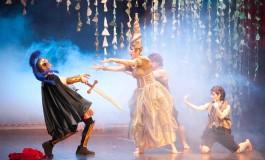 Al Teatro Puccini il musical Orlando Tarantato, parodia dell'epica carolingia