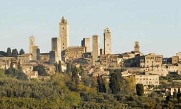 Le nuove annate di Vernaccia di San Gimignano in degustazione