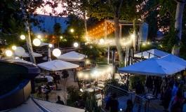 La Buonerìa apre lo spazio all'aperto e diventa il più grande polo italiano della pizza