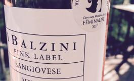 I Balzini Pink Label 2016 vince in Francia la Medaglia d'Oro al Concorso Moundial des Feminalise
