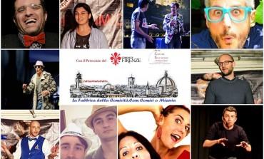 La Fabbrica della Comicità.com, il 30 giugno la prima semifinale del concorso nazionale di cabaret