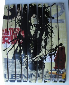 Lenny Kravitz - Deconstruction | Pieces of colored music