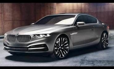 L'avveniristica  BMW 8 Series elettrica versione 2017