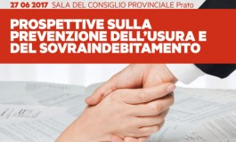 PRATO /  Imprese e cittadini in difficoltà con i debiti, ecco un nuovo strumento per non essere vittime dell'usura