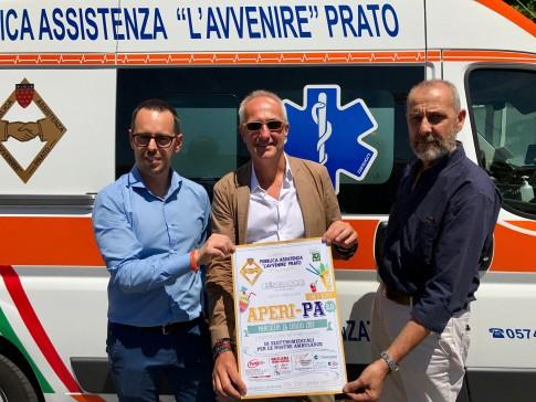 Andrea Meoni - Livio Benelli - Piero Riccomini