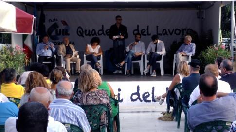 Seconda giornata 1° Festa UIL Toscana