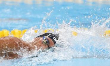 Il livornese Gabriele Detti bronzo ai mondiali di nuoto nei 400 stile libero