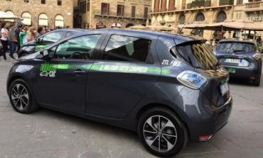 Operativo il nuovo car sharing Adduma con vetture Renault Zoe e furgoni elettrici