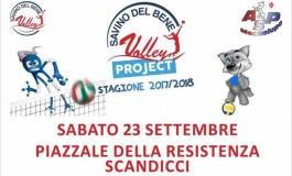 Savino Del Bene Volley Project, sabato la presentazione a Scandicci