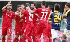 """Primo successo in campionato a Verona (0-5). La soddisfazione di Pioli:""""Abbiamo una buona qualità"""""""
