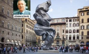 Riflessioni sulla Firenze di Nardella: bocciato il McDonald's, osannato il Big Clay
