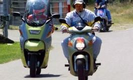 Le strade della Toscana le più a rischio per gli scooter