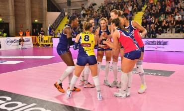 Volley Serie A1F, la Savino Del Bene doma Il Bisonte 3 – 0 e si aggiudica il derby