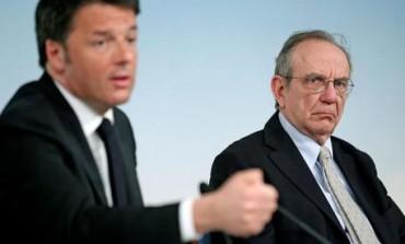 """Renzi:""""Ho proposto al ministro Padoan di candidarsi in Toscana, a Siena"""""""