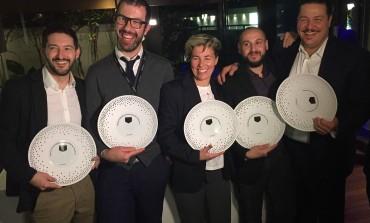 Ad Artimino una cena a 10 mani con gli chef vincitori del Best Plate Challenge