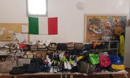 Nel fine settimana sequestrati oltre 3.000 articoli di merce contraffatta