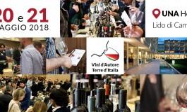 Vini d'Autore – Terre d'Italia, da domani l'eccellenza enoica a Lido di Camaiore