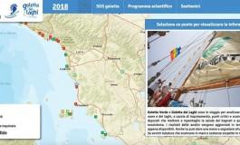 Esposti su Mola (Isola d'Elba) e torrente Carrione (Massa) da parte Goletta Verde