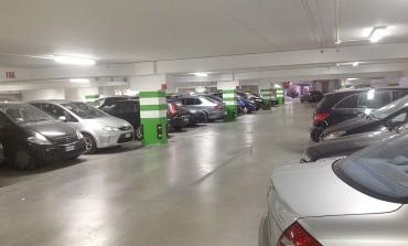 Parcheggio meccanizzato multipiano riservato ai residenti in via della Fonderia