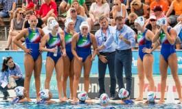 A Bellariva l'amichevole Italia-Cina e le semifinali del campionato femminile Under 17