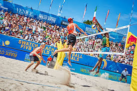 Beach Volley Major Series 2018