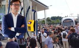 """Inaugurazione linea 3. Il sindaco Nardella: """"Una giornata indimenticabile per Firenze"""""""