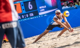 Beach Volleyball Major Series 2018