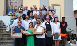 I vincitori della 35^ edizione di Bancarel'Vino
