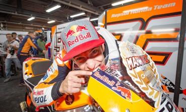 Intervista Marquez  MotoGP World Championship 2018