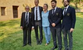 Davide Ritrovati è il vincitore della 5° edizione della Borsa di Studio I Balzini