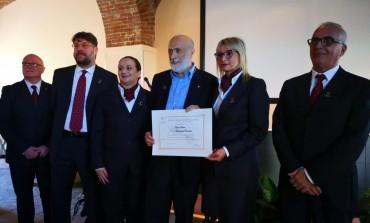 Carlo Petrini, presidente di Slow Food, Sommelier Onorario FISAR