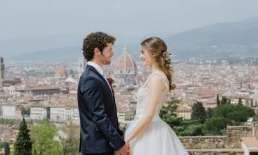 A Firenze matrimoni in aumento del 17,4%. Torna Tutto Sposi con le nuove tendenze per il 2019