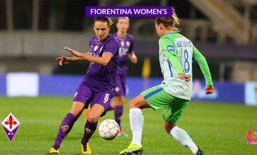 La Fiorentina Women supera la Juve con un gol di Mauro vincendo la supercoppa