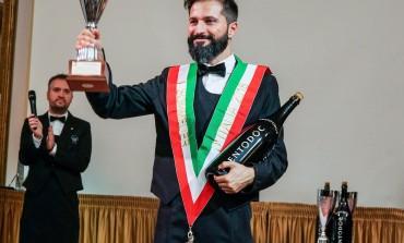 Simone Loguercio Miglior Sommelier d'Italia