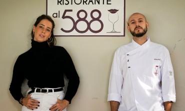 Flos Olei 2019 incorona il ristorante Al588 e lo chef Andrea Perini