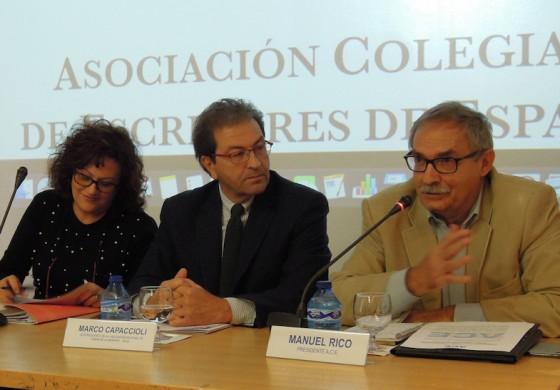 Le Case della Memoria in Spagna  ospiti dell'Associazione degli scrittori spagnoli