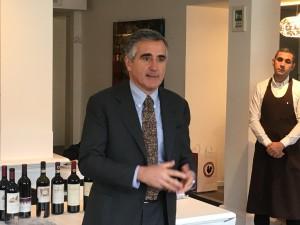 Giovanni Manetti, presidente del Consorzio Vino Chianti Classico