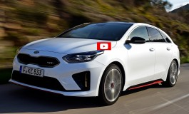 NUOVA KIA PROCEED GT-LINE (VIDEO)