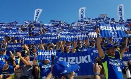 Torna la tribuna Suzuki al Mugello per il GP d'Italia