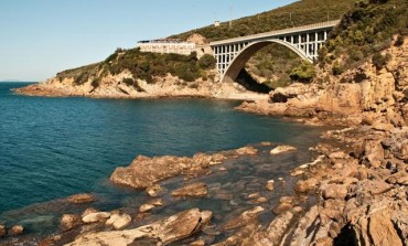 Vietato al transito dei mezzi pesanti oltre 3,5 tonnellate il ponte di Calafuria
