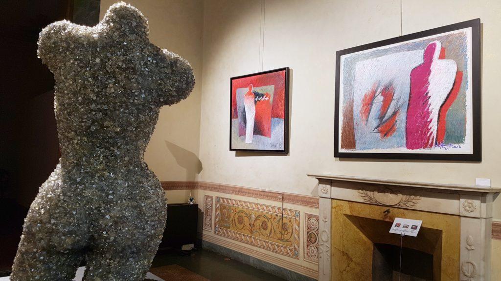 Americans in Florence II, mostra di artisti Usa per celebrare i 200 anni di presenza diplomatica - Gazzetta di Firenze