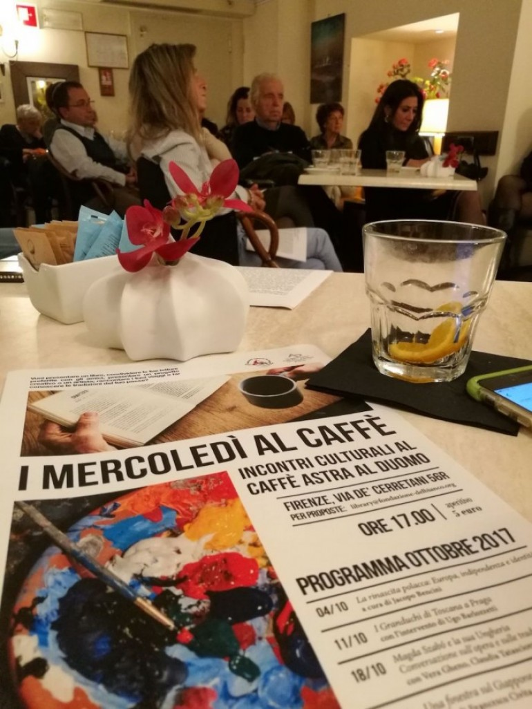"""""""I Mercoledì al Caffè"""" nel segno di Fedora Barbieri"""