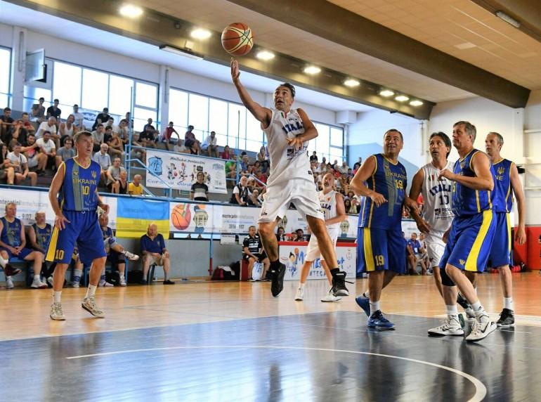 Quattro squadre italiane si giocheranno l'oro ai Mondiali Maxibasketball FIMBA