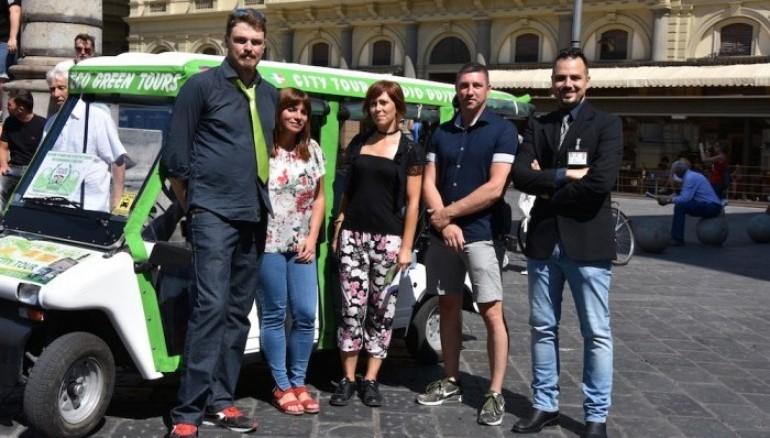 Firenze vista dal 'risciò': proposte per una convivenza possibile. L'appello di Eco Green Tours al Comune