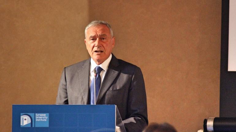 State of the union il presidente del senato grasso ha for Lavori senato oggi