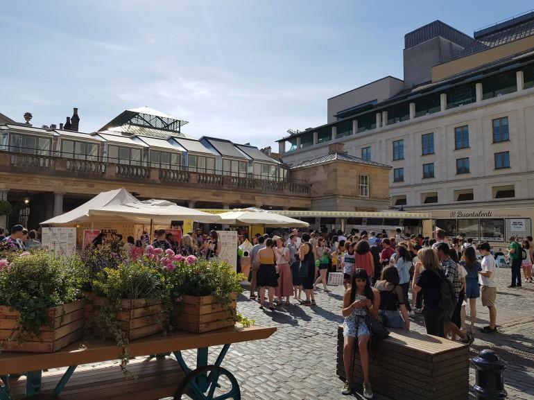 Il Gelato Festival conquista Covent Garden