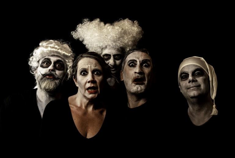 """Al Teatrodante si festeggia Halloween Carlo Monni con la prima della commedia """"Desmond"""""""